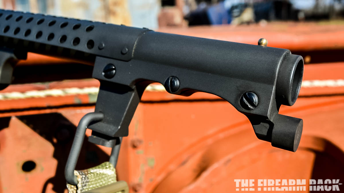 Inland M37 Trench Shotgun-3