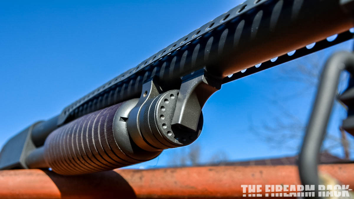 Inland M37 Trench Shotgun-4
