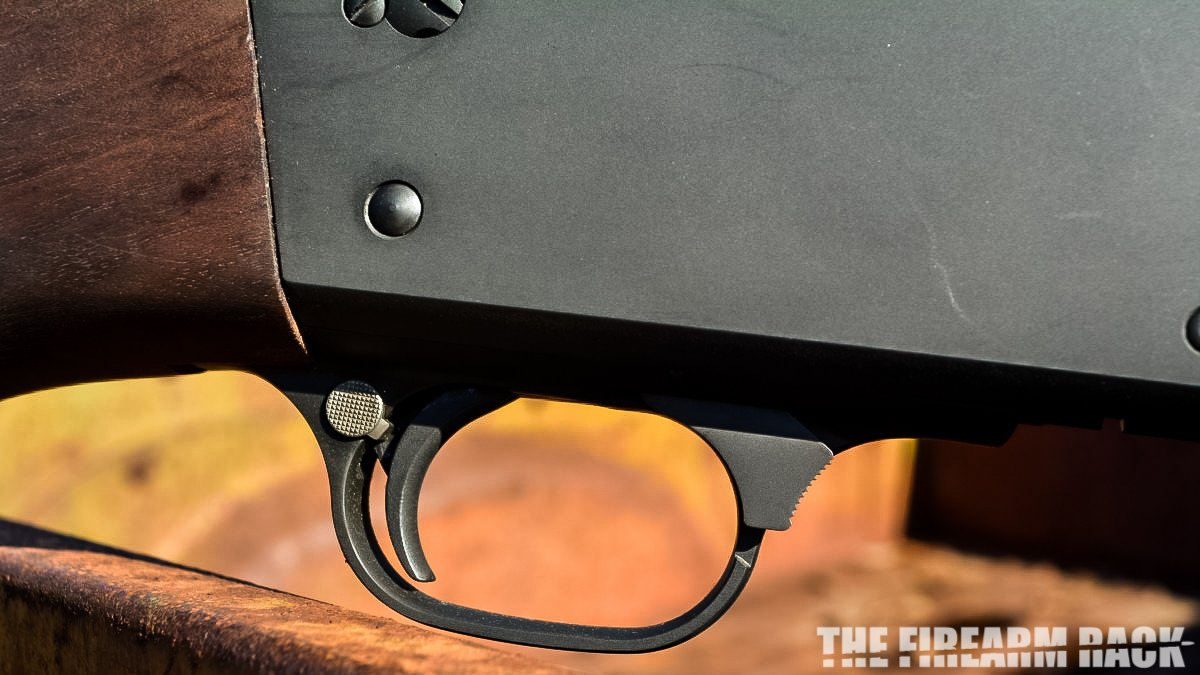 Inland M37 Trench Shotgun-6