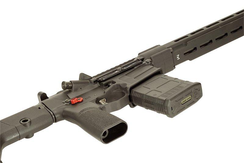 MSR10 Precision Rifle Side Closeup