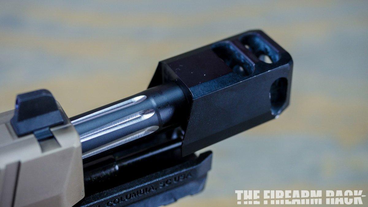 Apex FN 509 Threaded Barrel Review-162