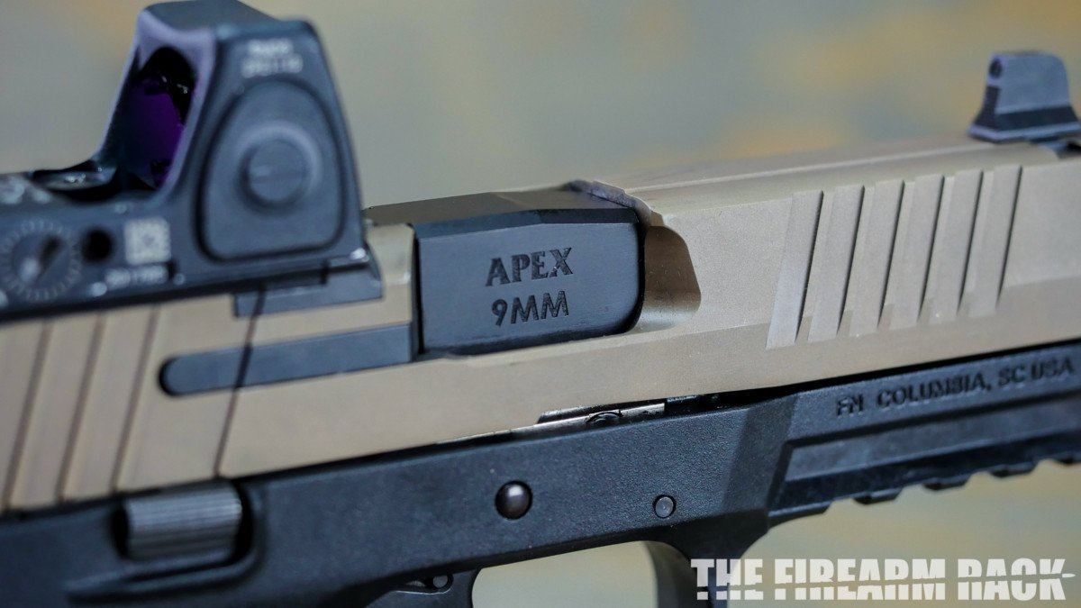 Apex FN 509 Threaded Barrel Review-168