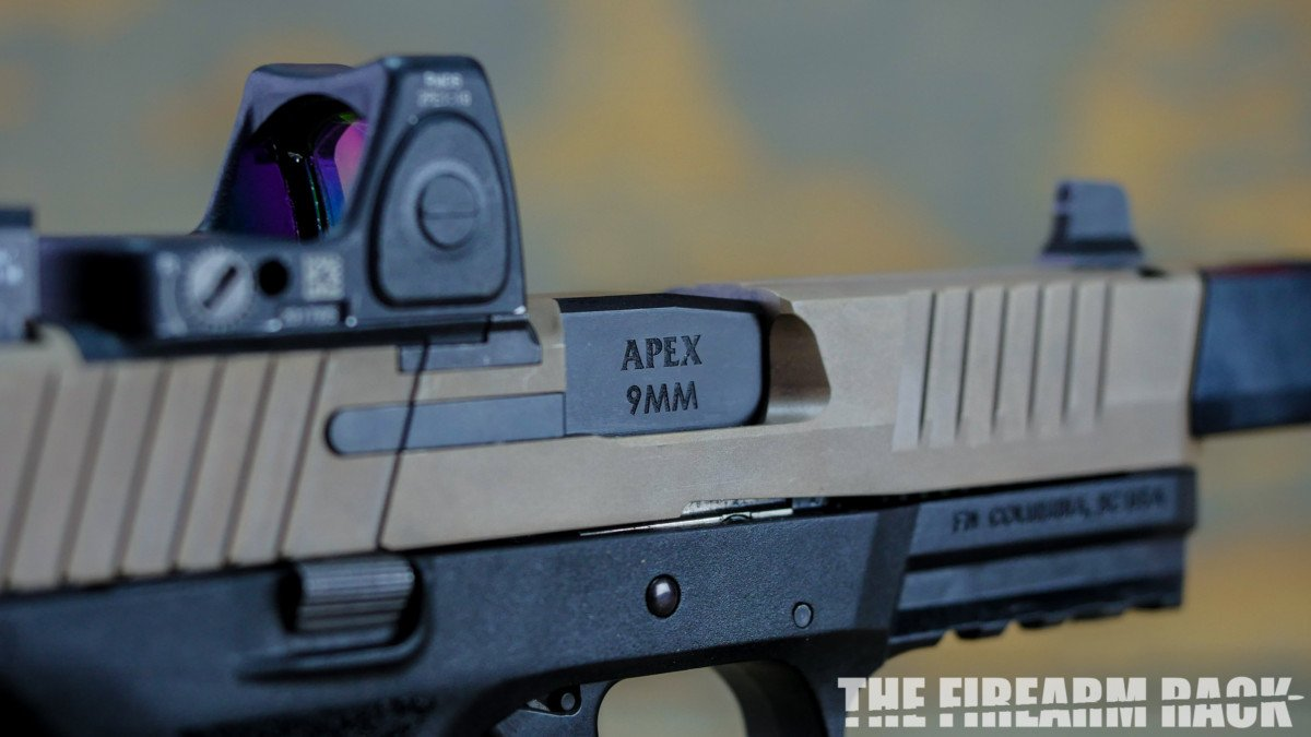 Apex FN 509 Threaded Barrel Review-173