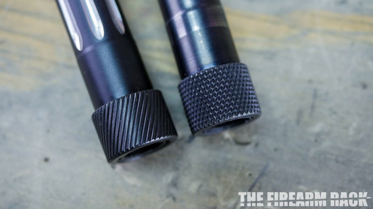Apex FN 509 Threaded Barrel Review-40