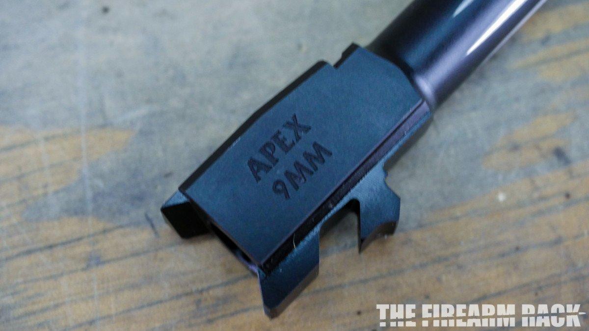 Apex FN 509 Threaded Barrel Review-69