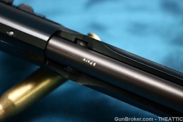 Beretta 92 Combat - 13