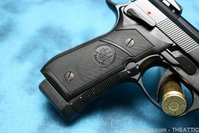Beretta 92 Combat - 16