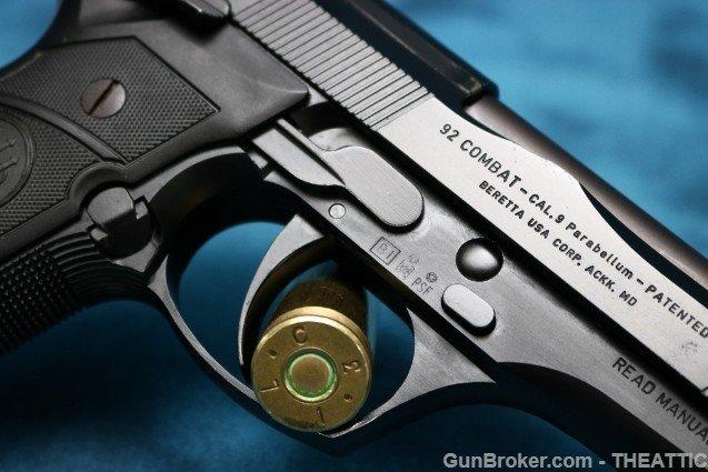Beretta 92 Combat - 18