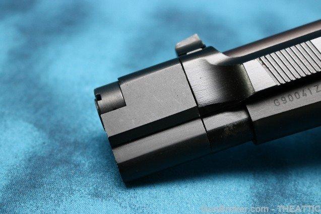 Beretta 92 Combat - 2