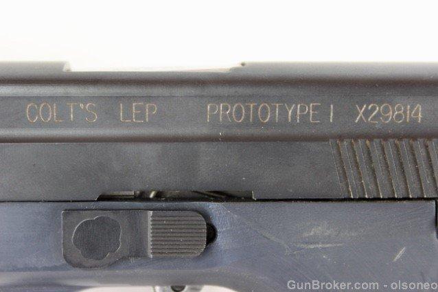 Colt Law Enforcement Pistol Prototype - 6