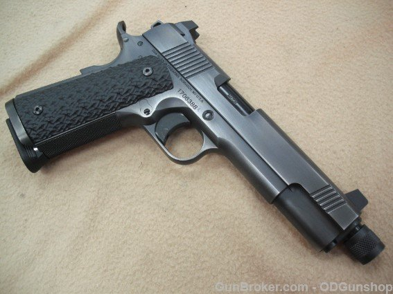 Dan Wesson Suppressor Prototype - 11