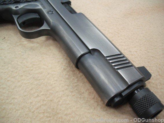 Dan Wesson Suppressor Prototype - 13