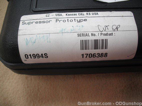 Dan Wesson Suppressor Prototype - 2