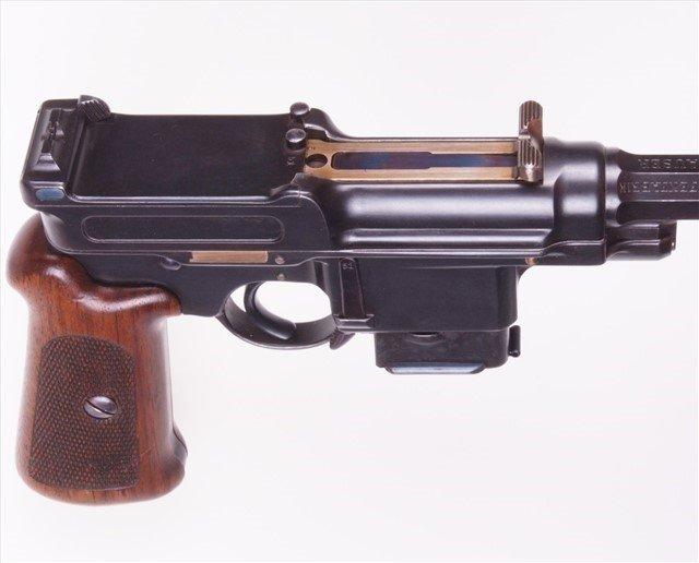 Mauser M1906-08 Prototype - 10