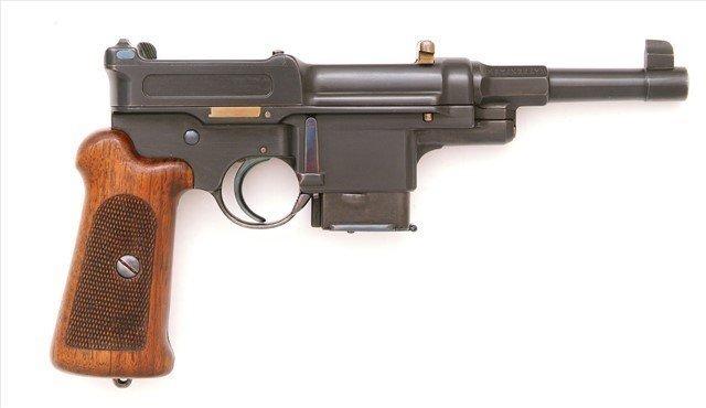 Mauser M1906-08 Prototype - 2