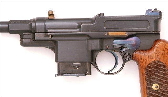 Mauser M1906-08 Prototype - 3