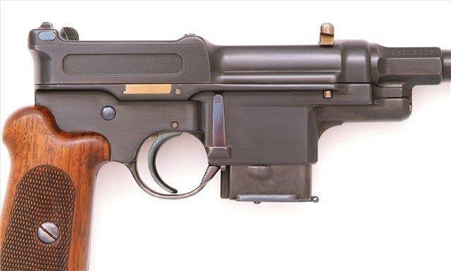 Mauser M1906-08 Prototype - 4