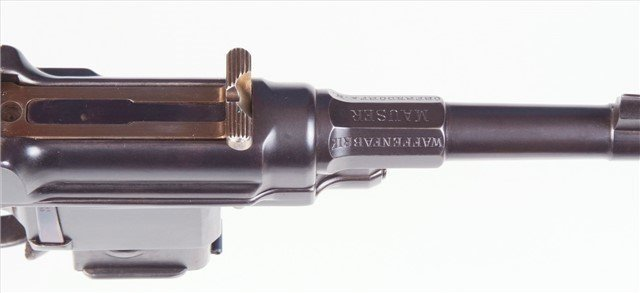 Mauser M1906-08 Prototype - 6