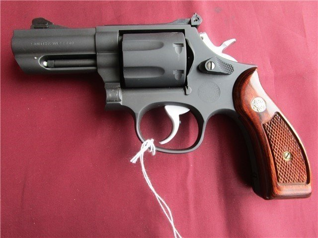 Smith & Wesson 686 Prototype - 1