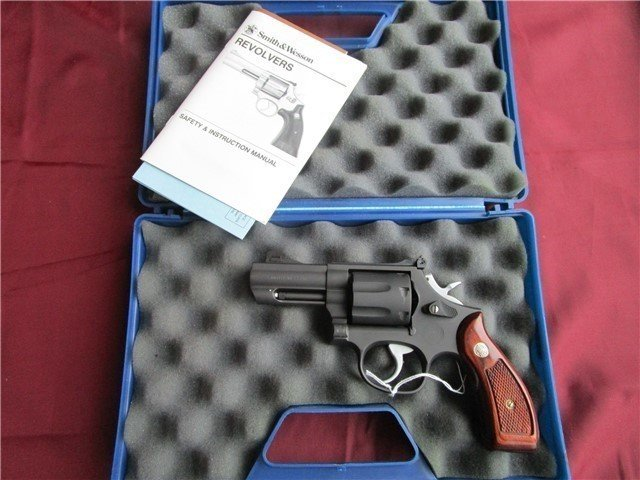 Smith & Wesson 686 Prototype - 2