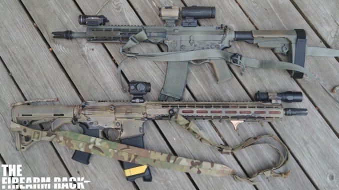 VTAC MK1 Sling Review Title Image