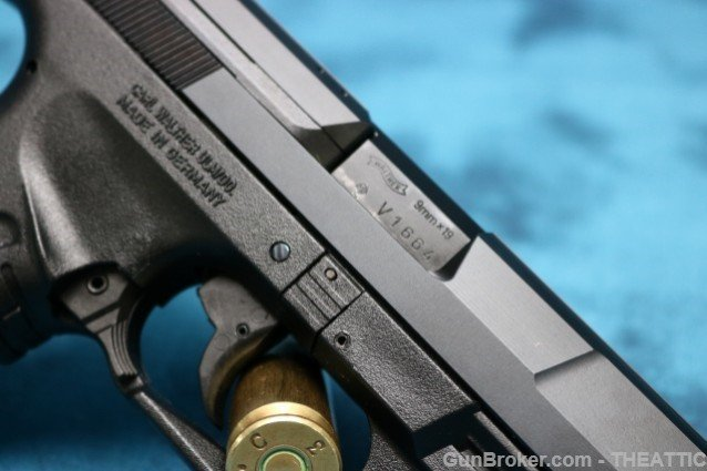 WALTHER P99 Prototype - 14
