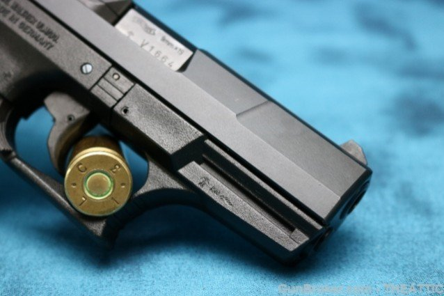 WALTHER P99 Prototype - 16
