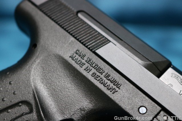 WALTHER P99 Prototype - 17