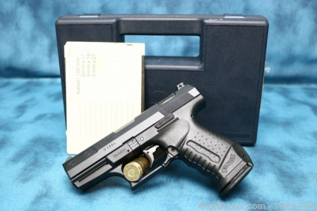 WALTHER P99 Prototype - 25