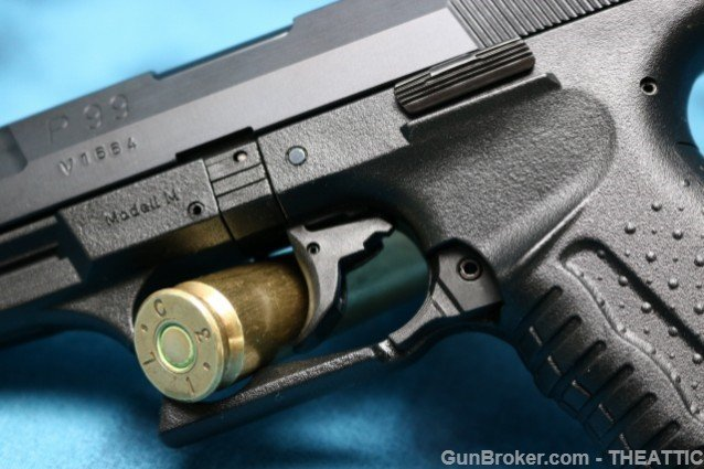 WALTHER P99 Prototype - 4