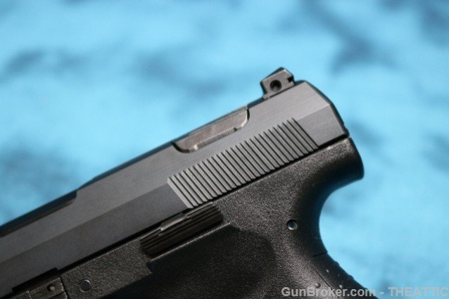 WALTHER P99 Prototype - 5
