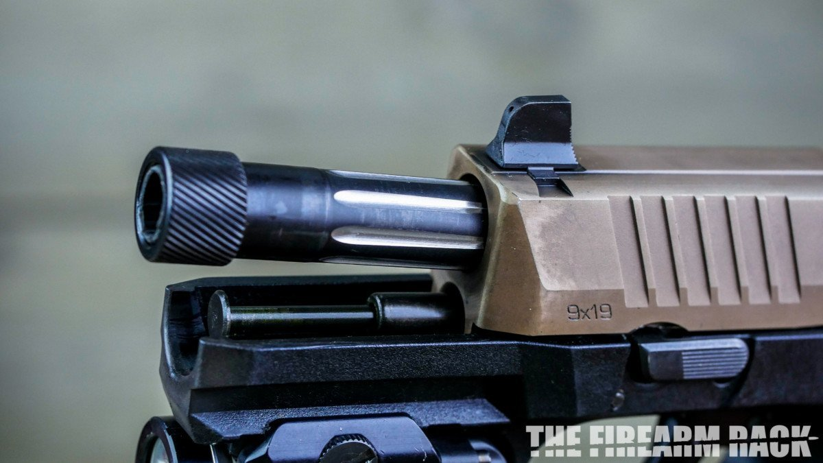 Apex FN 509 Threaded Barrel Review-152-2