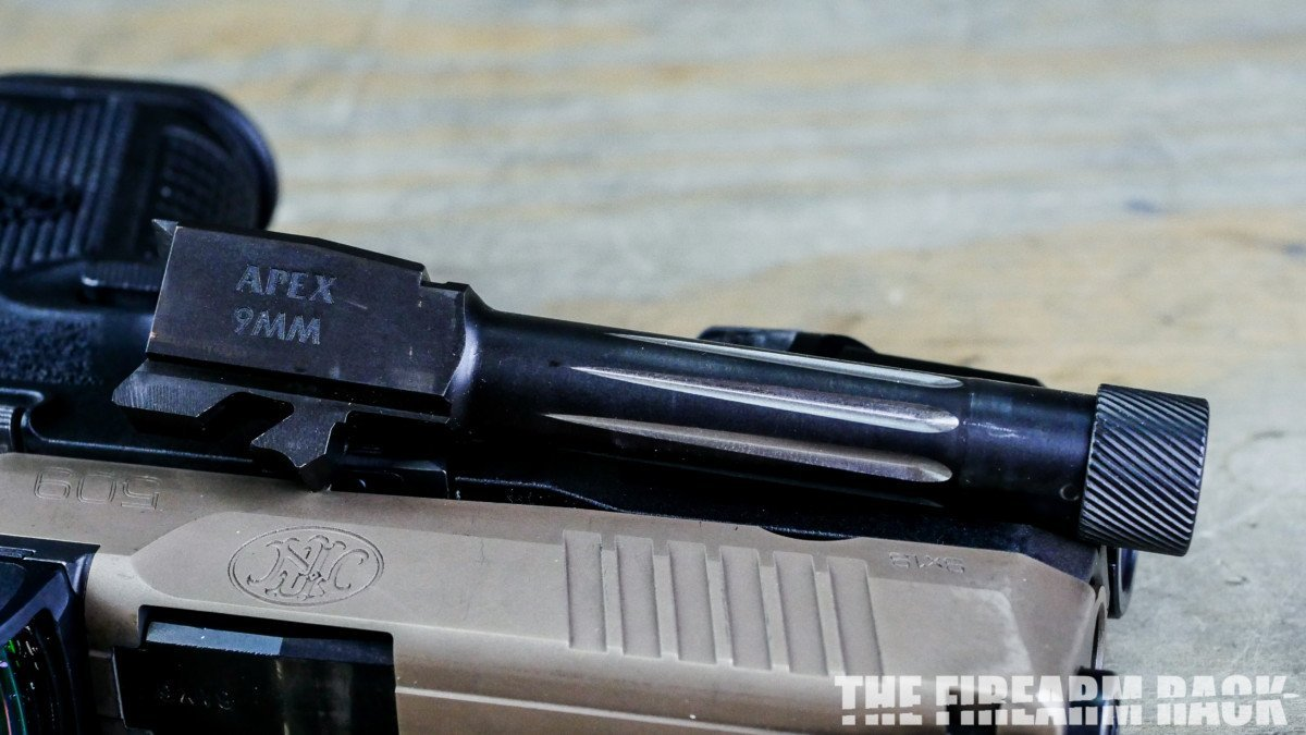Apex FN 509 Threaded Barrel Review-154-2