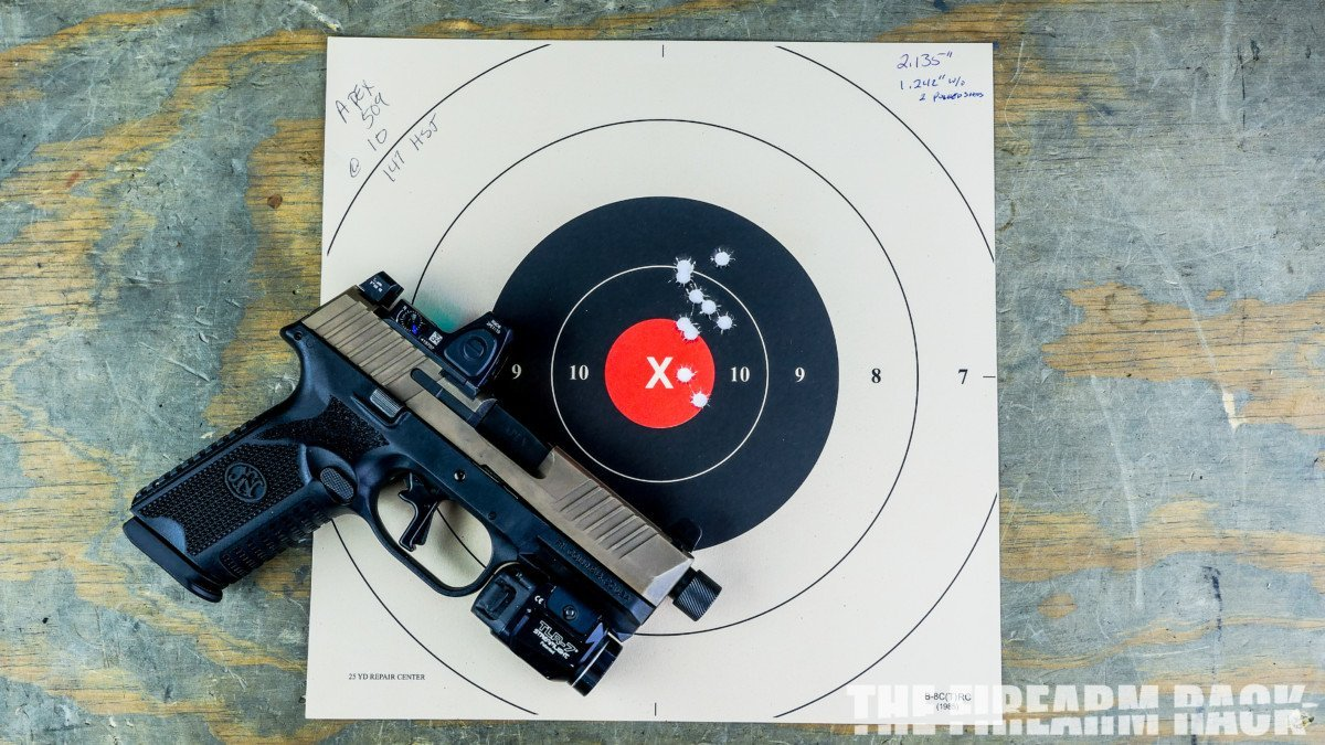 Apex FN 509 Threaded Barrel Review-204