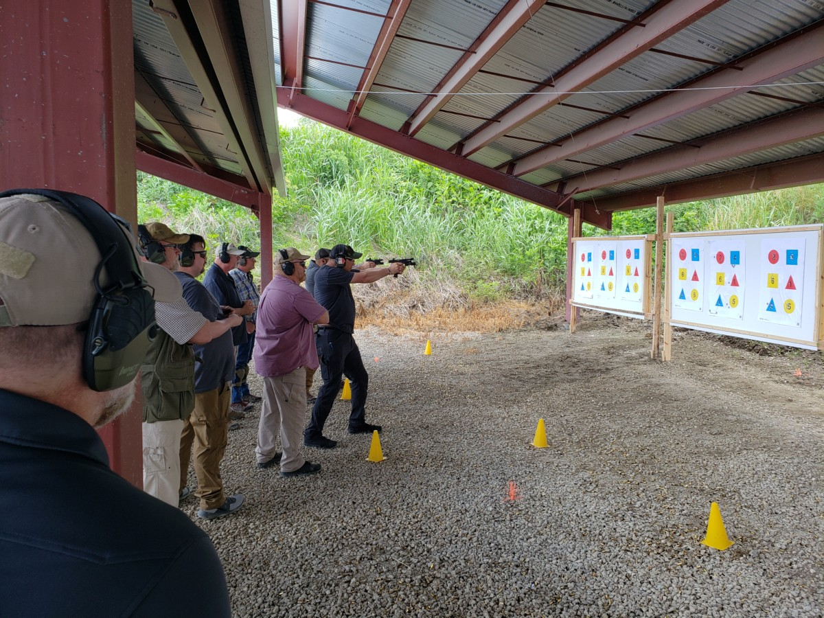 Range Master Instructor Development Course