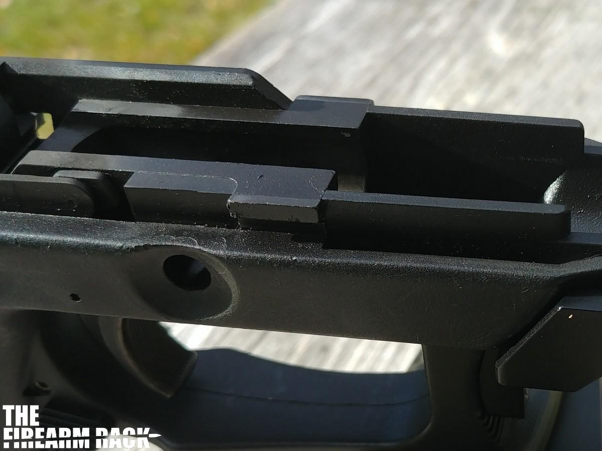 Mark 23 Slide Rails