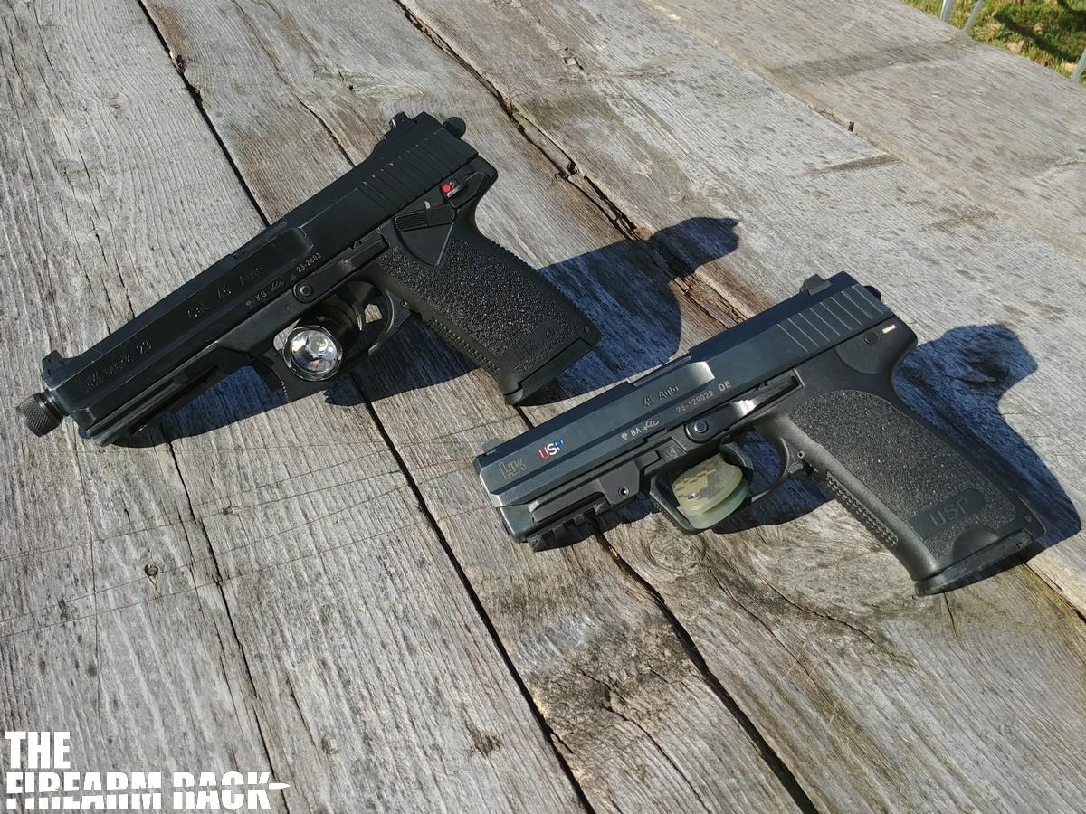 Mk.23 and USP
