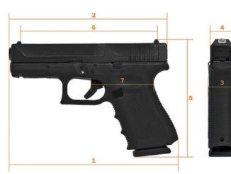 Glock 44 Mockup