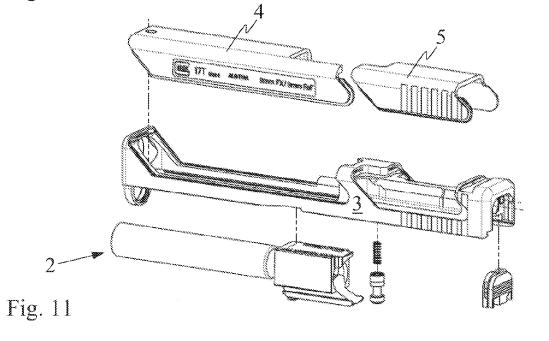 Glock Slide Patent