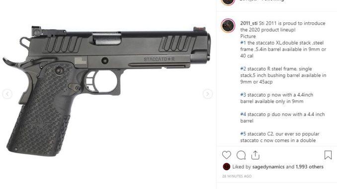 New STI Guns