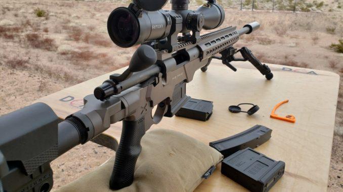 Zenith Custom Shop Rifle