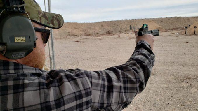 SHOT Show Range Day 2020