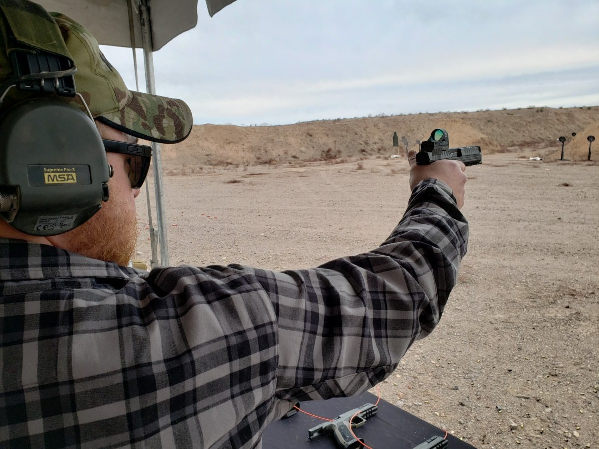 SHOT Show Range Day 2020