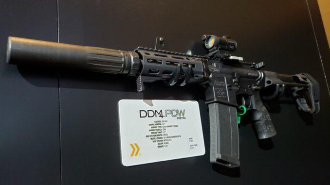 Daniel Defense DDM4PDW