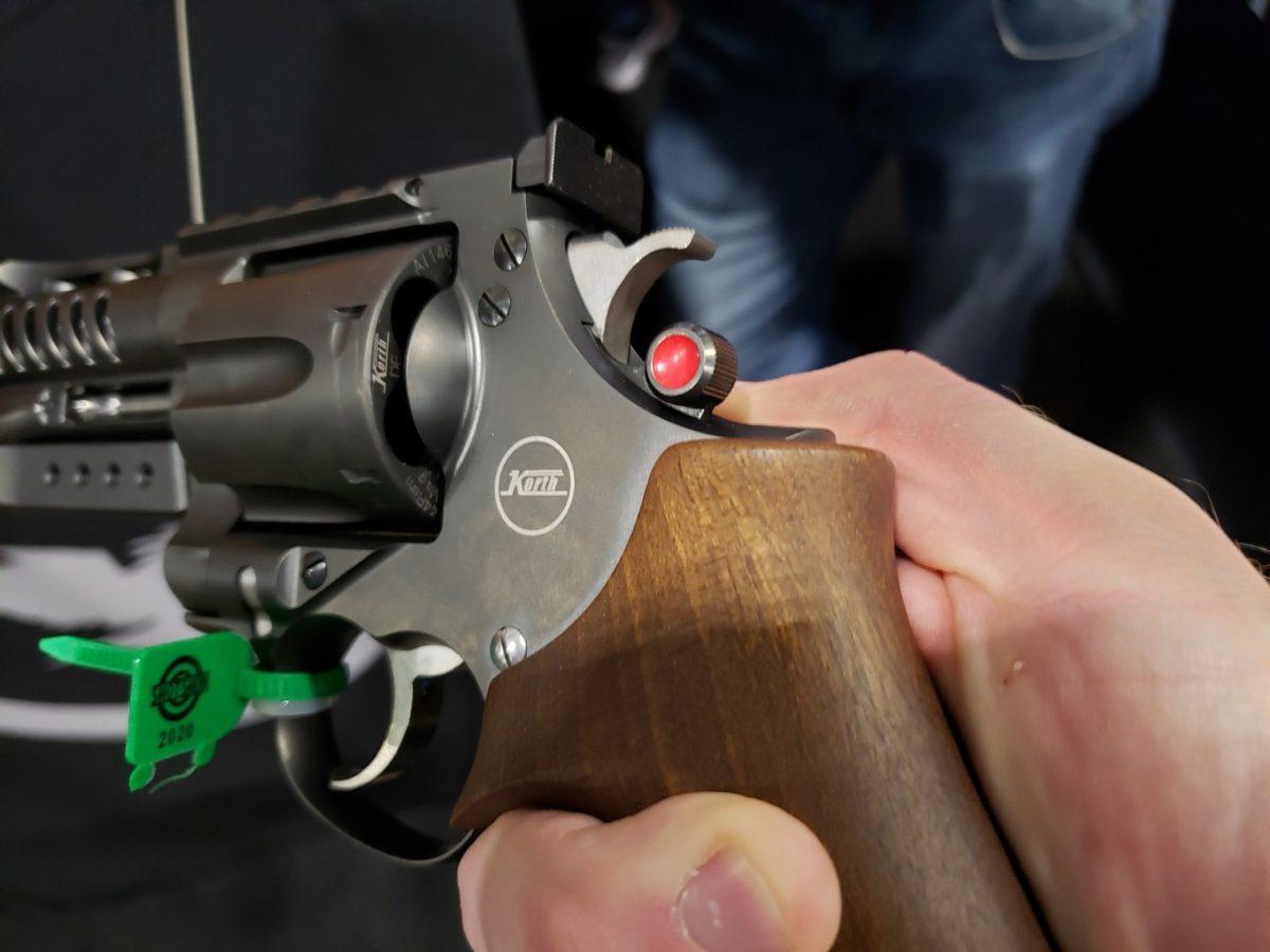 Nighthawk Korth NXR 44 Magnum