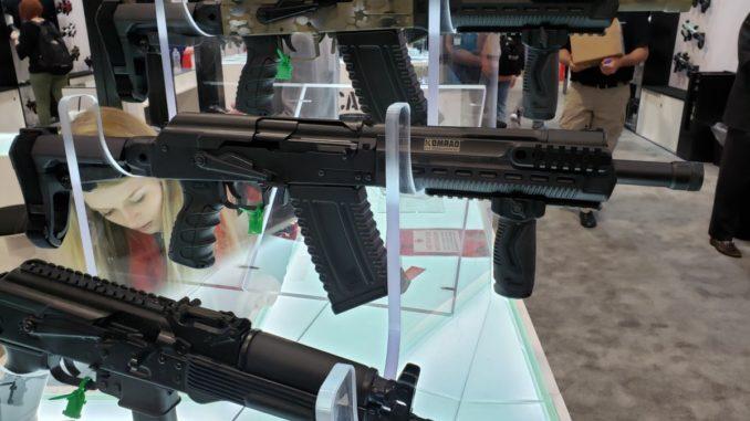 Kalashnikov USA Komrad