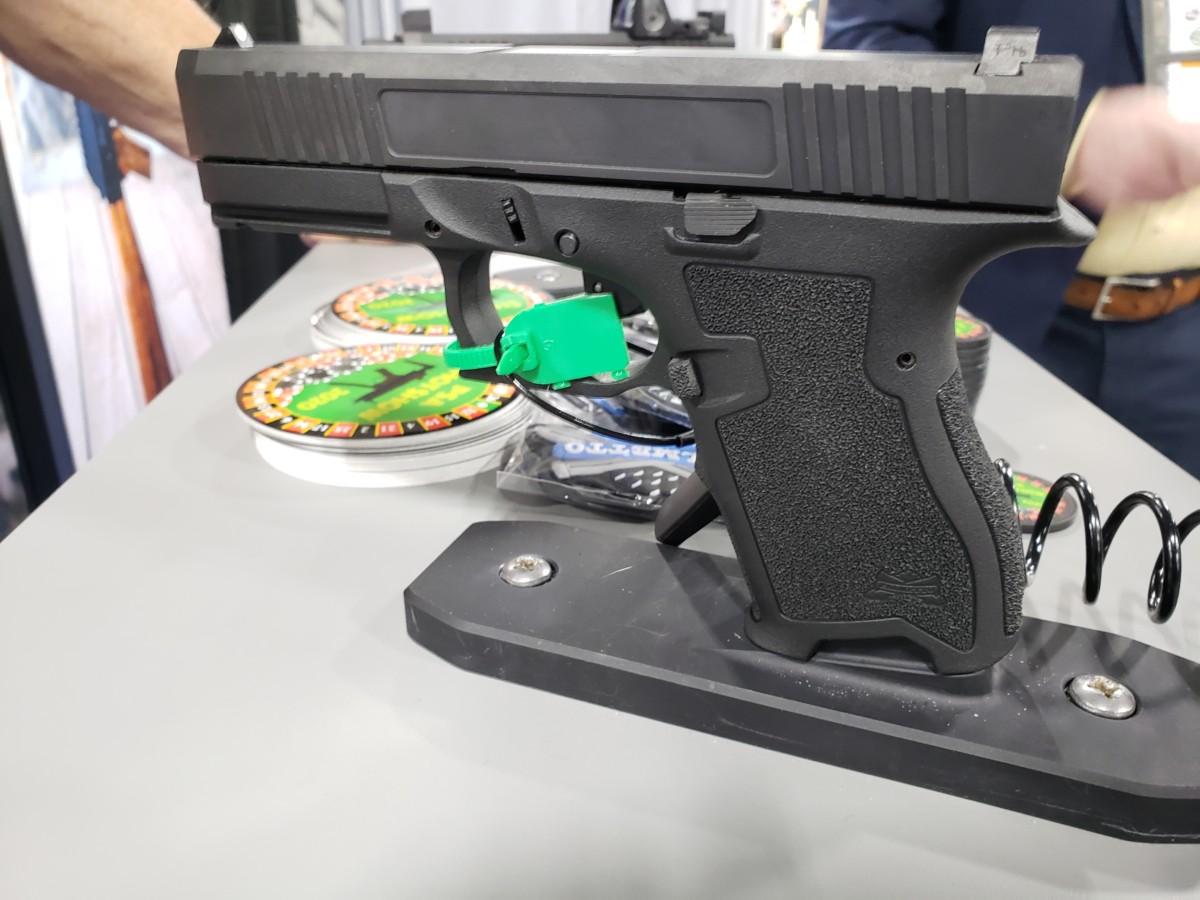 Palmetto State Armory PS9 Dagger