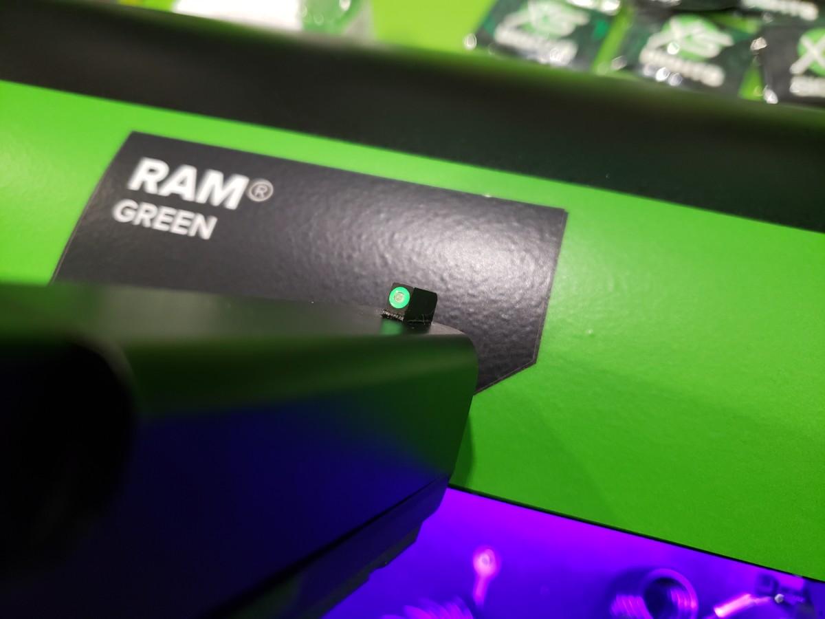 XS RAM