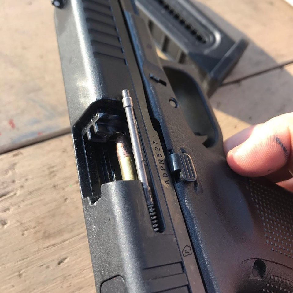 Glock 44 Broken Extractor