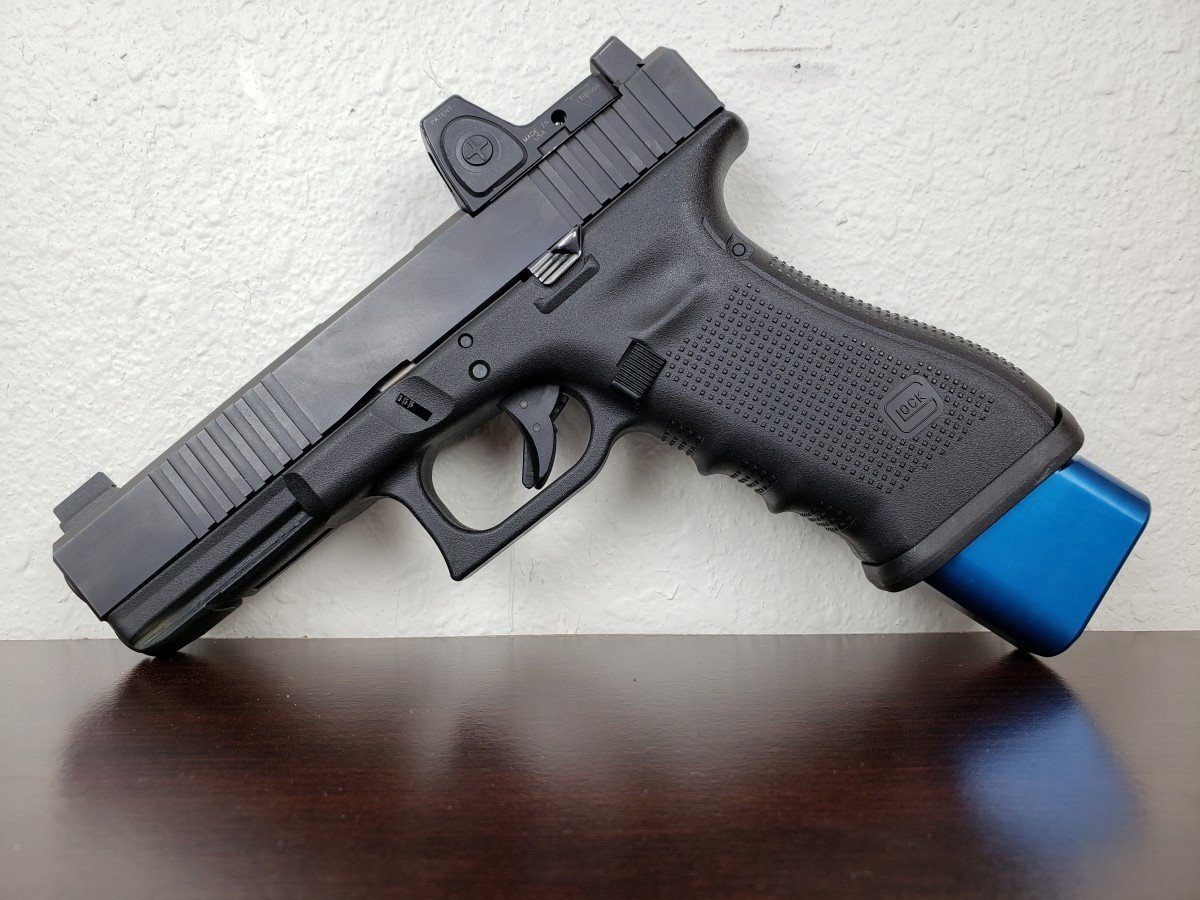 Taran Tactical Innovations Glock Extension